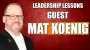 Artwork for Leadership Lessons from The FRONT with guest Mat Koenig (ROUND 2)