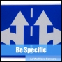 Artwork for Be Specific