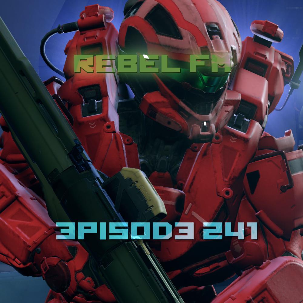 Rebel FM Episode 241 - 01/09/15