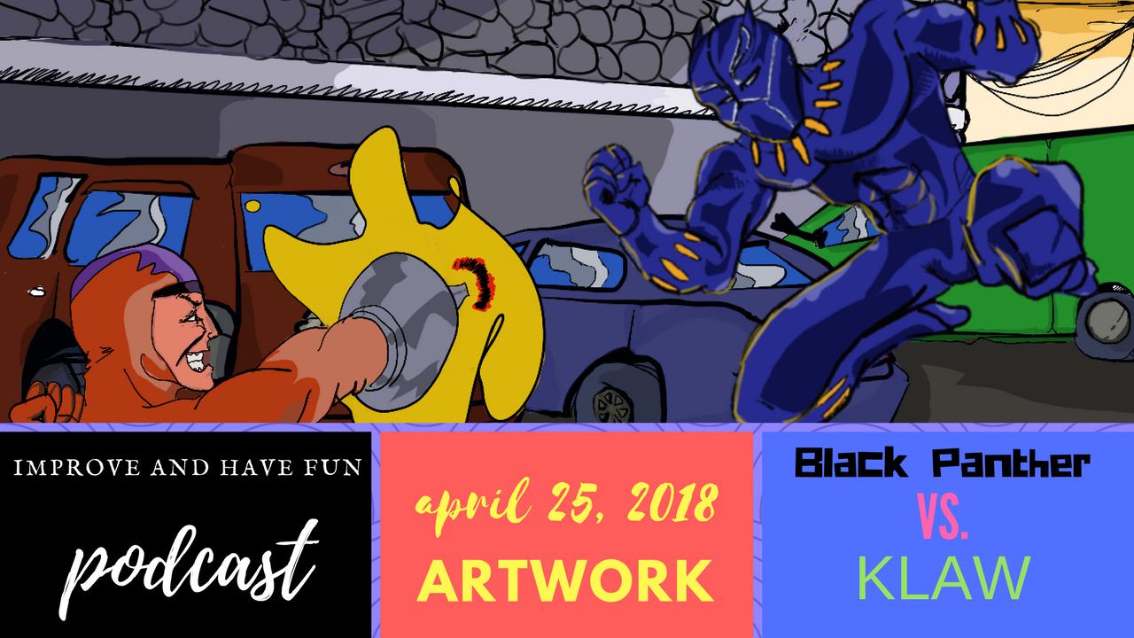 Artwork for Black Panther Vs. Klaw - ARTWORK-VIDEO