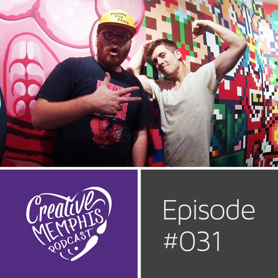 Episode #031: Birdcap & Nosey42 | Street artists