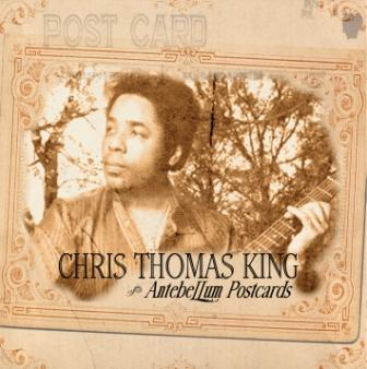 Episode 012 - Chris Thomas King