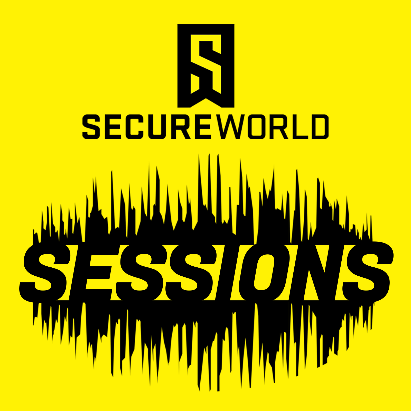 The SecureWorld Sessions show art