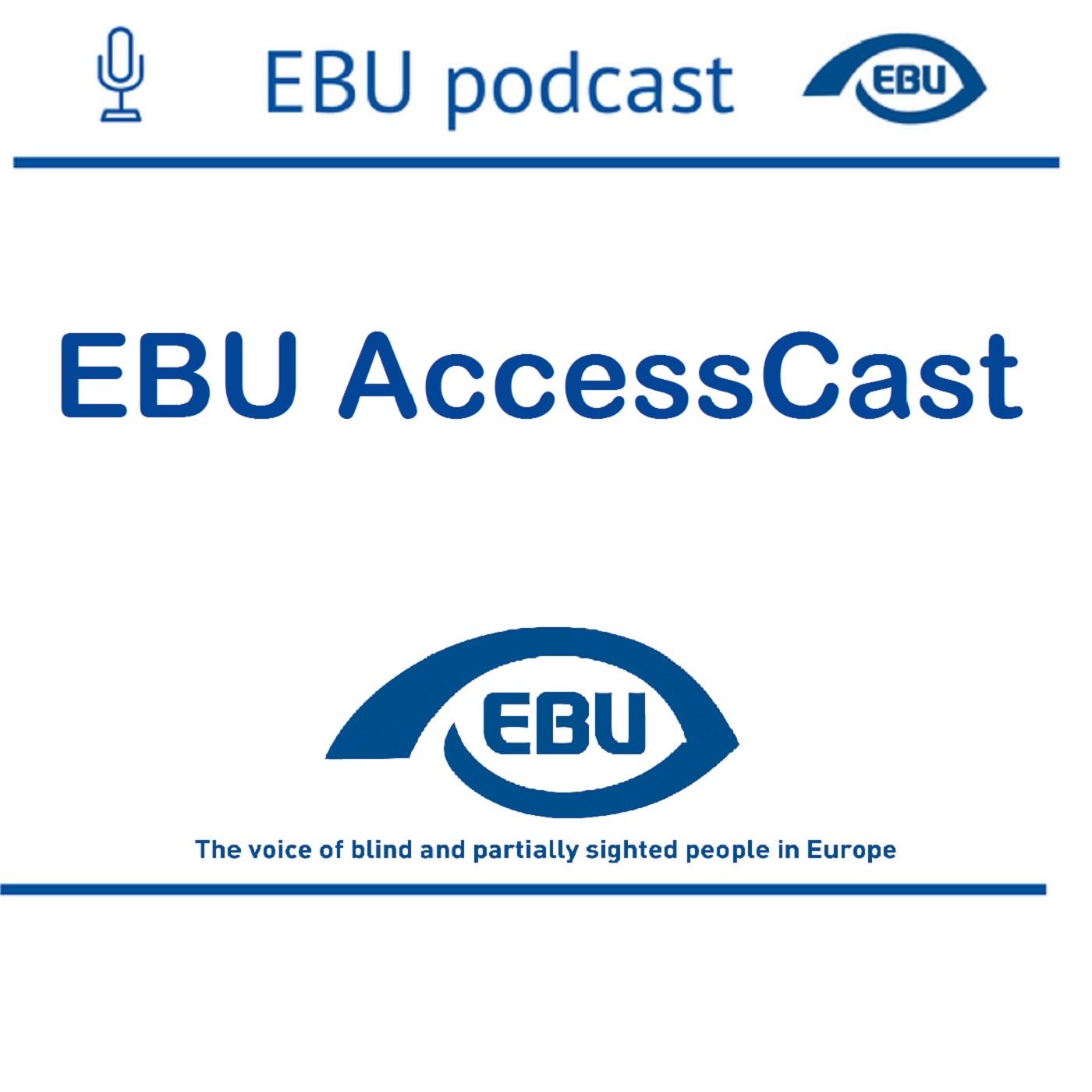 EBU Access Cast show art