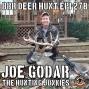 Artwork for 278 Joe Godar - Hunting Junkies