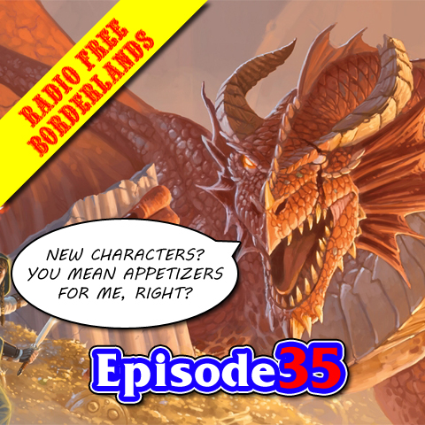 Episode 35: 5e Character Creation Review