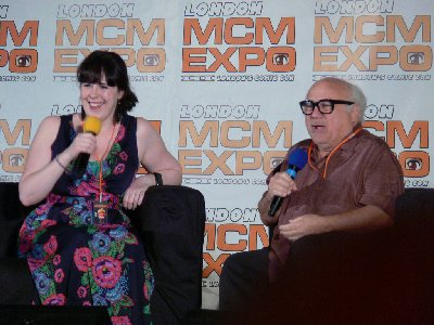 Tim's Take On: Episode 125(Danny Devito panel at London Expo)