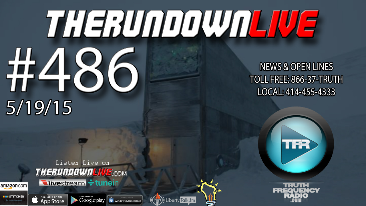The Rundown Live #486 (Paid Protesting,Demilitarzied Police?,MotherF#ckers)