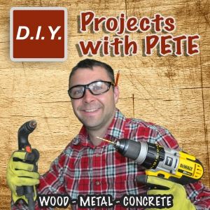 DIY PROJECTS WITH PETE | Answers  To Your Do it Yourself Questions | DIY Tips, Advice, and Inspiration | Interviews with Artists and Craftsmen