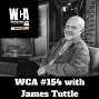 Artwork for WCA #154 with James Tuttle