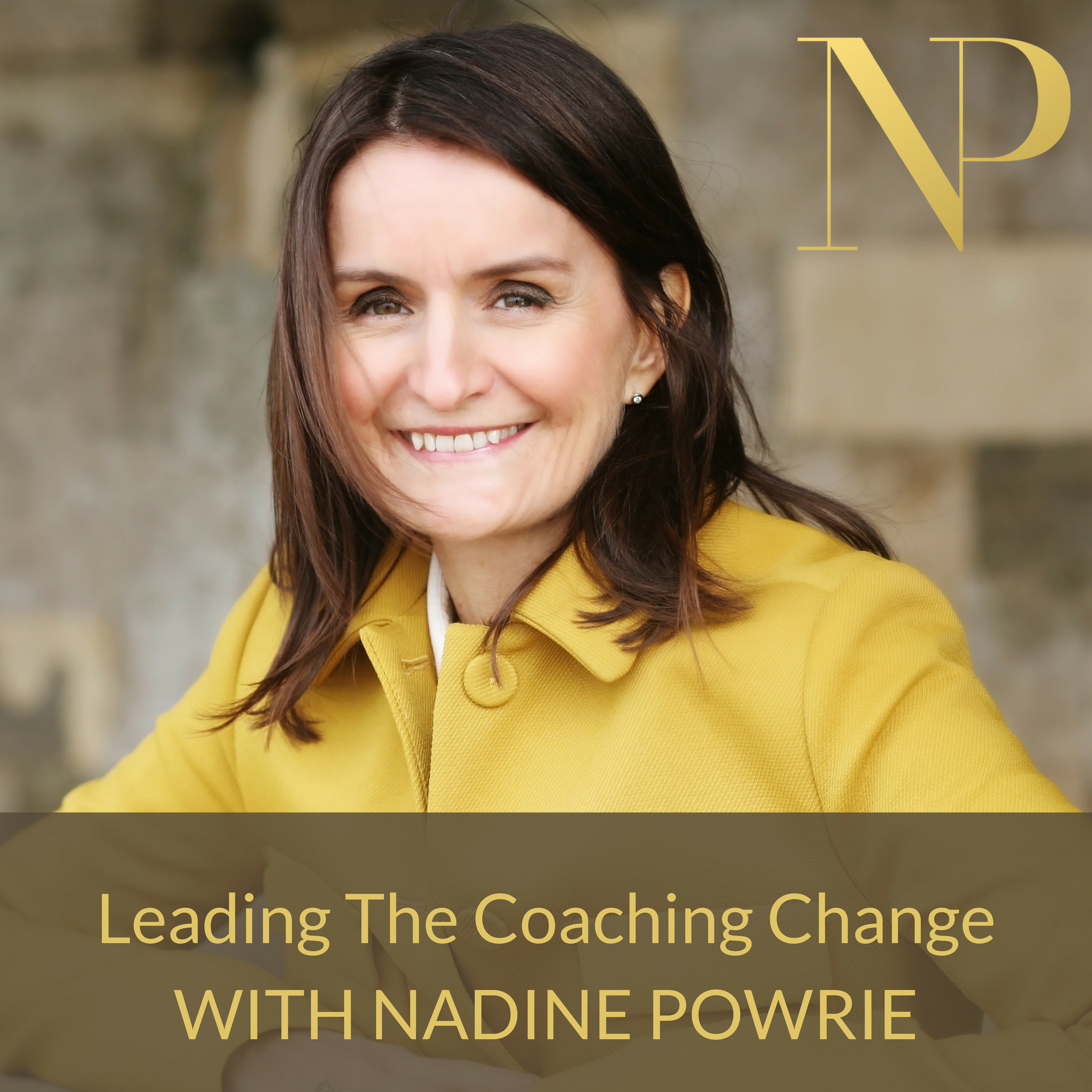 Leading The Coaching Change with Nadine Powrie