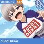Artwork for UNITEDcast #487 - Sugoi Dekai (Uzaki-chan wa Asobitai)