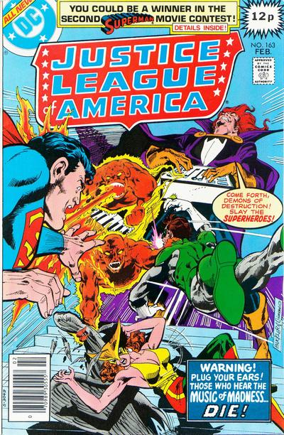 Tom vs. the JLA #163