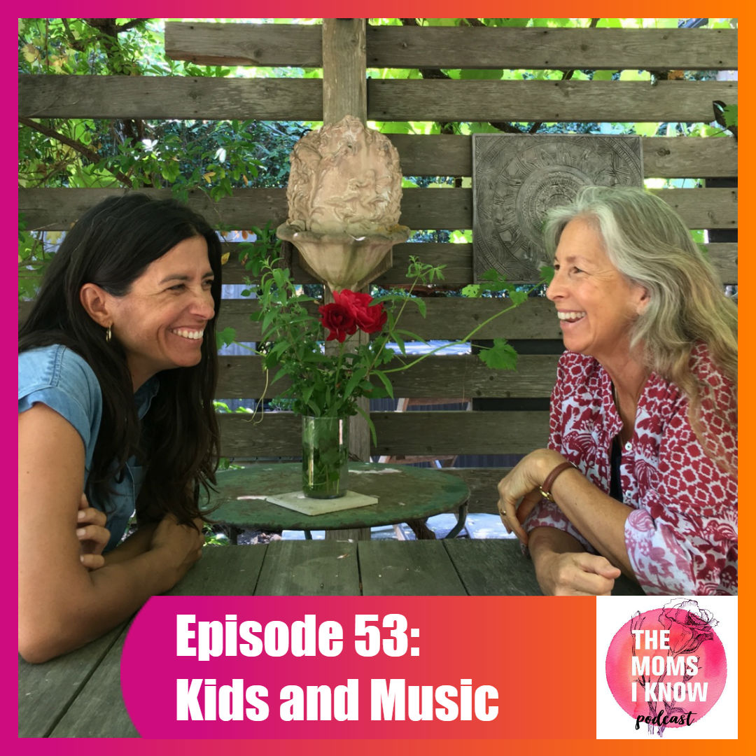 Artwork for Episode 053: Kids and Music