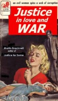 Black Jack Justice (11) - Justice in Love and War