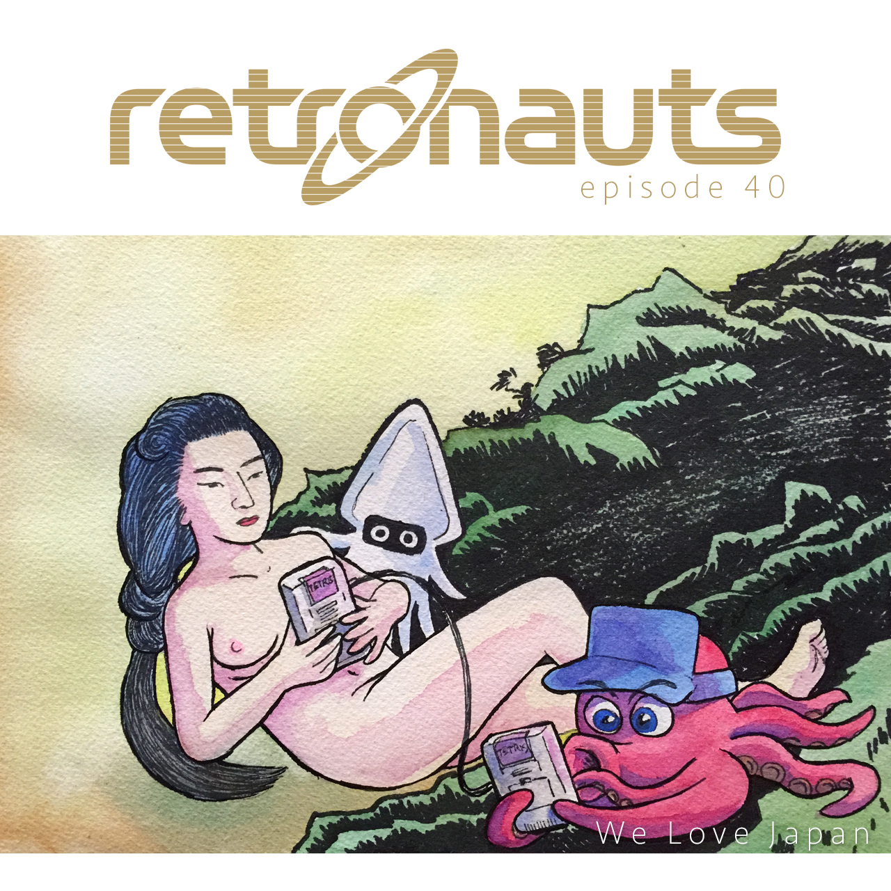 Retronauts Vol. IV Episode 40: Why We Love Japanese Games