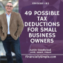 Artwork for 49 Possible Tax Deductions for Small Business Owners