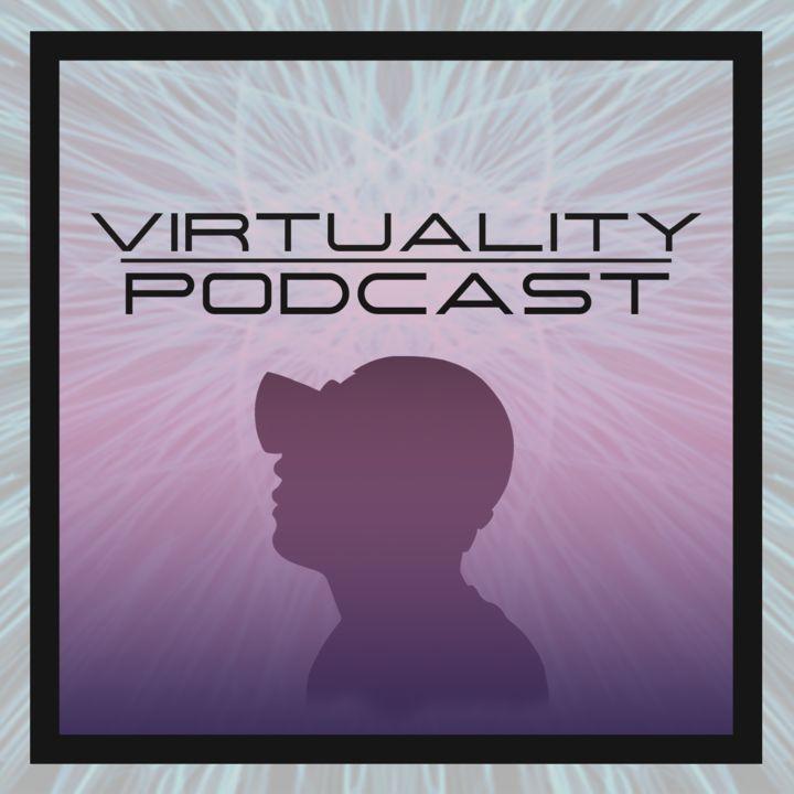 #008 - The Glimpse Group - Lyron Bentovim - Virtuality Podcast