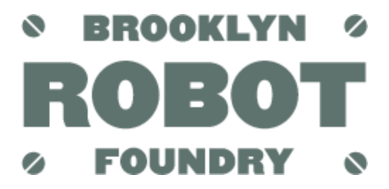 Brooklyn Robot Foundry logo
