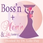 """Artwork for E 030: Building a Business while """"Mommy""""ing Featuring Dr Dosunmu"""