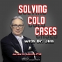 Artwork for Cold Case Initiatives from the National Institute of Justice's with guest speaker Chuck Heurich.
