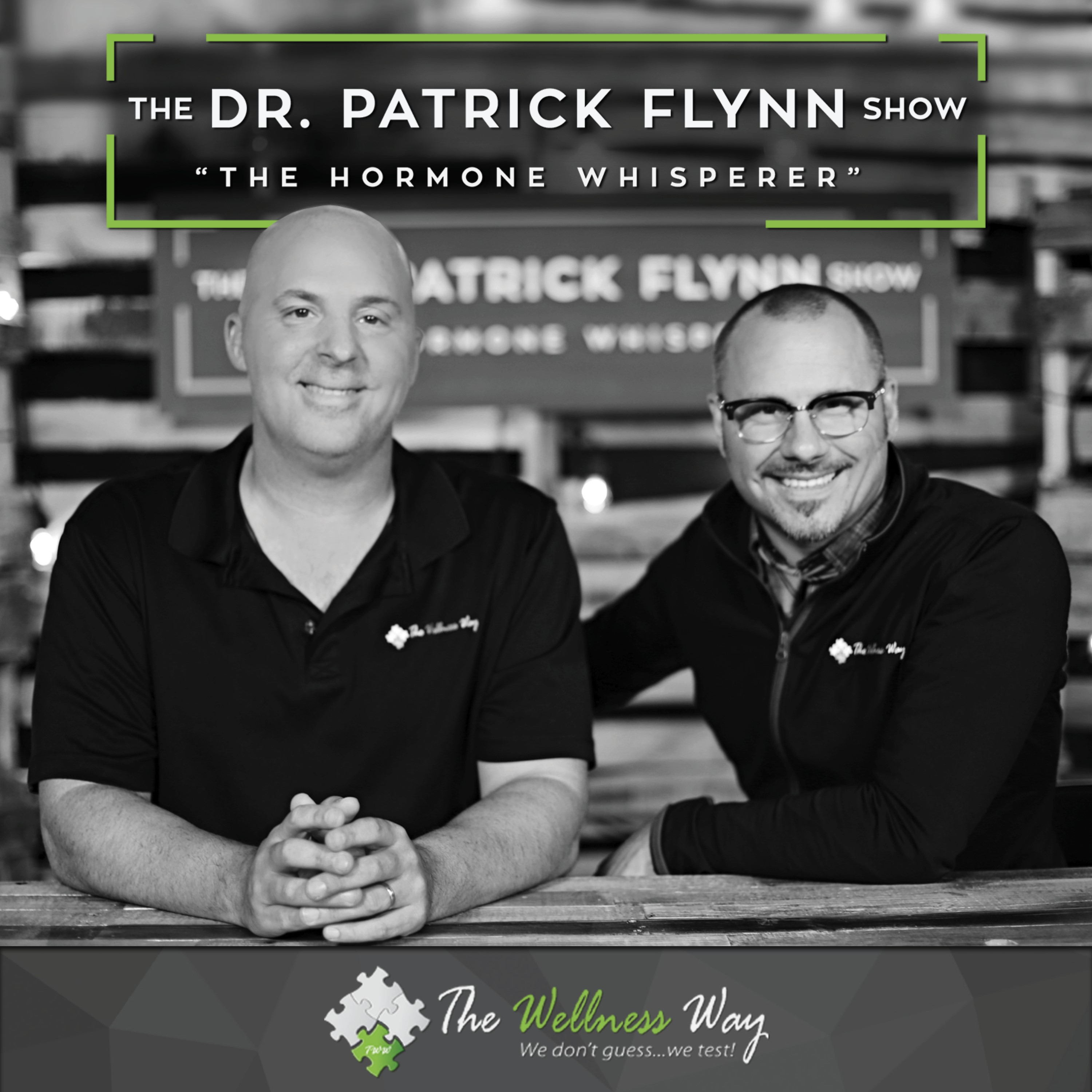 The Dr. Patrick Flynn Show show art
