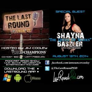 TLR #3 Shayna
