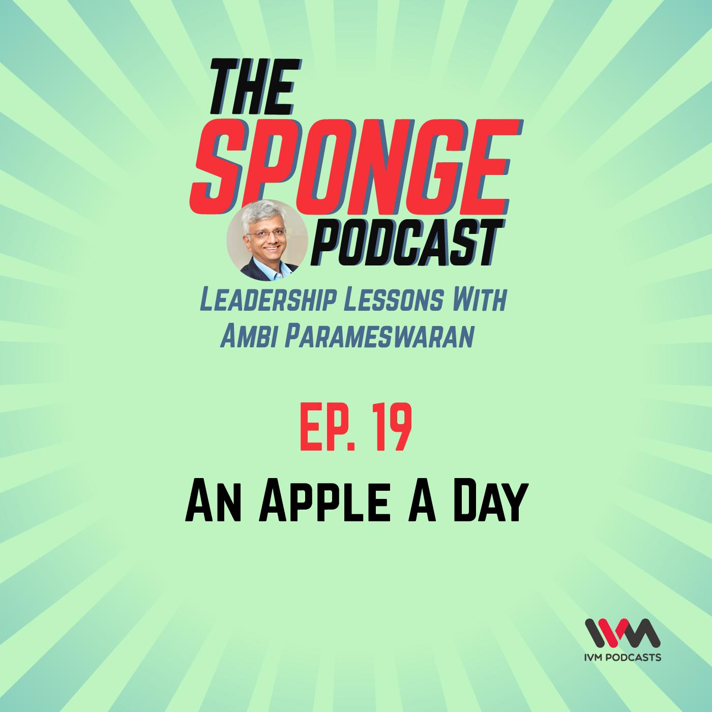 Ep. 19: An Apple A Day