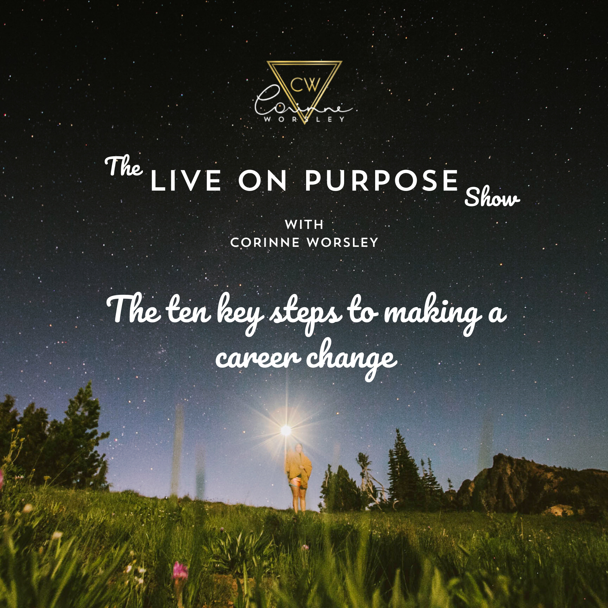 Artwork for The ten key steps to making a career change