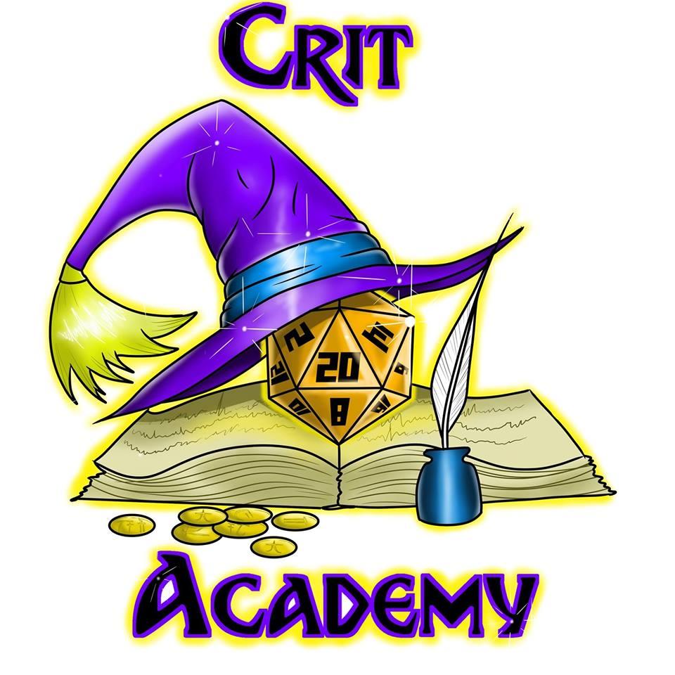 Crit Academy's Mailbag show art