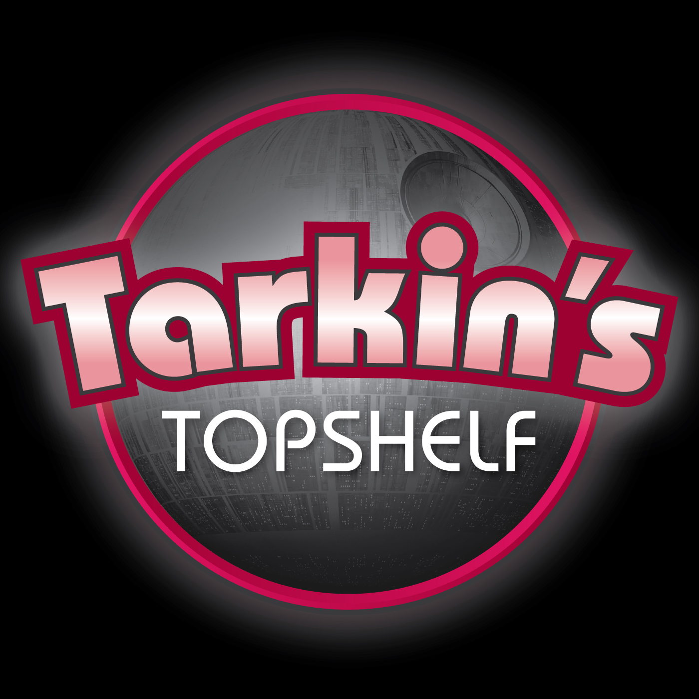 Tarkin's Top Shelf show art