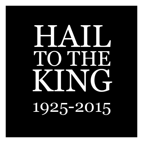 Episode 86 - Hail To The King