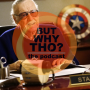 Artwork for Episode 81: Stan Lee Matters...But Why Tho?