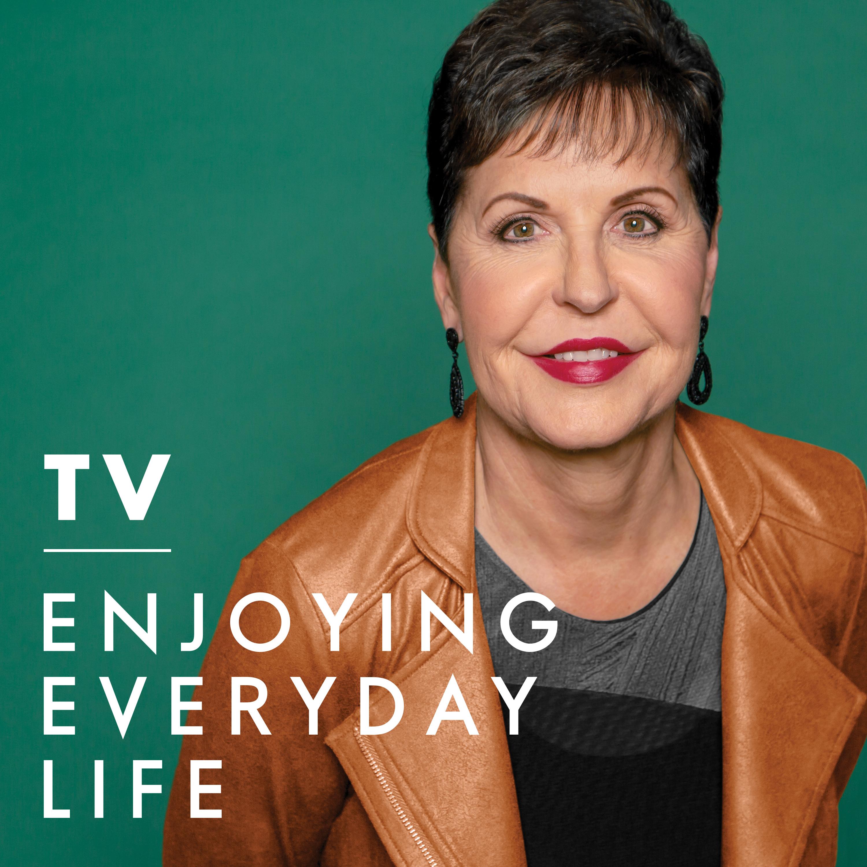 Joyce Meyer Ministries TV Podcast podcast