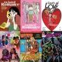 Artwork for Episode 268: Reviews of Recent Romance Comics