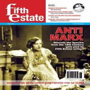 Fifth Estate Magazine:A conversation with Peter Werbe (rebroadcast with new announcements)