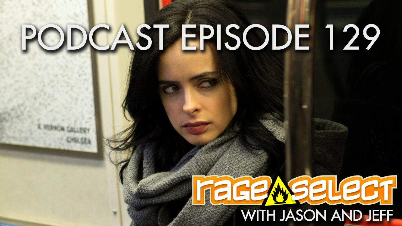 Rage Select Podcast Episode 129 - Jason and Jeff Answer Your Questions!