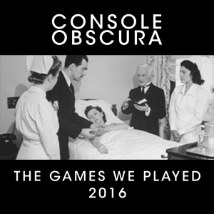 The Games We Played - 2016