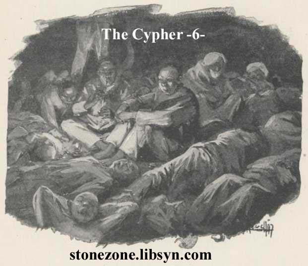 "The Stone Zone CYPHER -6- ""Dubs Diablo"""