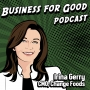 Artwork for Ep. 57   From Corporate Giant to Pre-Revenue Startup: Irina Gerry's Journey to Alt-Dairy Newcomer Change Foods