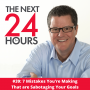 Artwork for #39: 7 Mistakes You're Making That are Sabotaging Your Goals