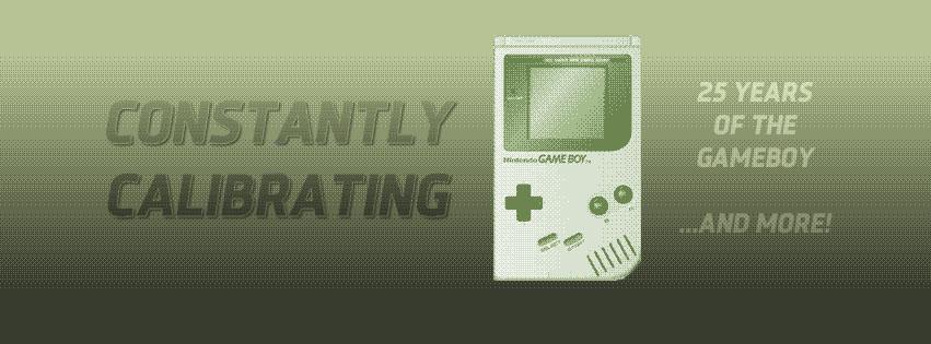 Artwork for Calibrating Game Boy at 25
