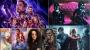 Artwork for Avengers: Endgame, Resident Evil 2 og sci-fi tv-serier