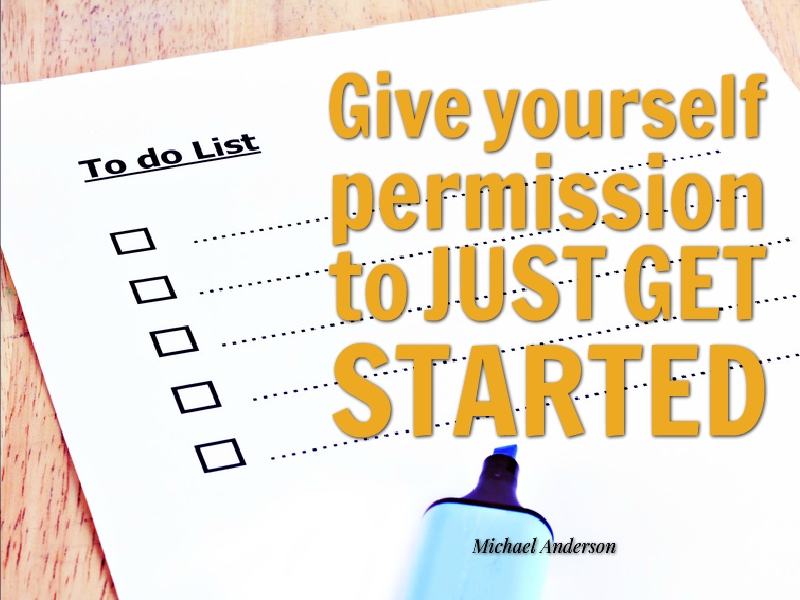 """Why You Procrastinate"" with Michael Anderson"