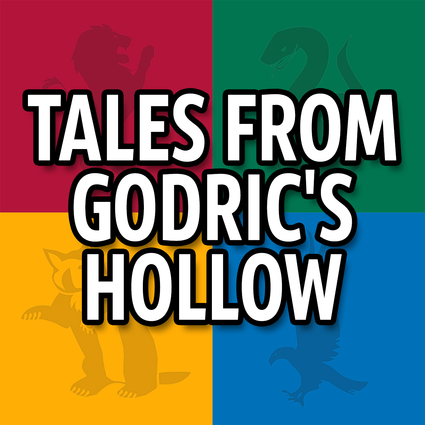 Tales from Godric's Hollow - Discussing Harry Potter Books, Movies, and News show art