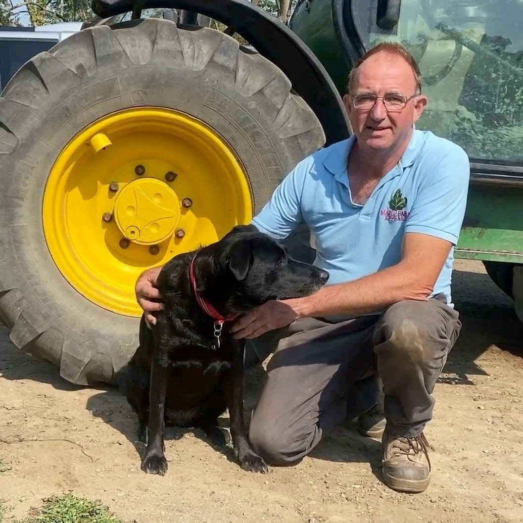 Agricology in the Field - Mike Mallett