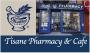 Artwork for Community Pharmacy & Cafe - Tisane Pharmacy - Pharmacy Podcast Episode 319