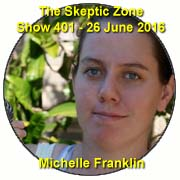 The Skeptic Zone #401 - 26.June.2016