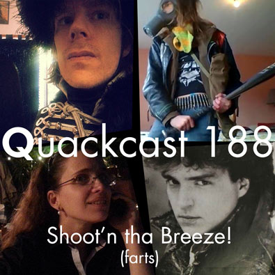 Episode 188 - Shoot'n the Breeze