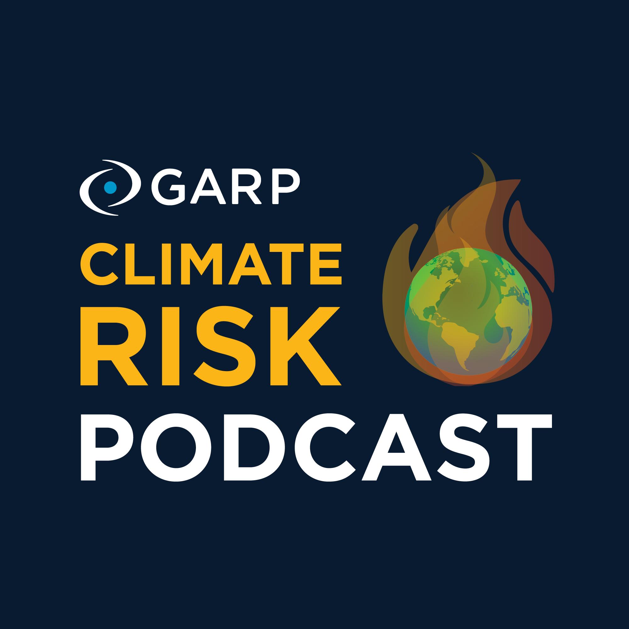 Climate Risk Podcast show art